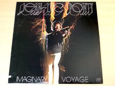 EX/EX- !! Jean Luc Ponty/Imaginary Voyage/1976 Atlantic LP
