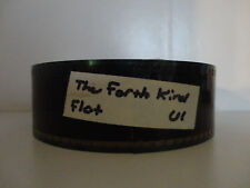 The Fourth Kind 2009 35mm Movie Trailer FLAT  USED collectible cells