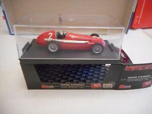 Brumm Formula 1 World Champions S038 Alfa Romeo 158 1:43 N Farina '50+Ltd E+box