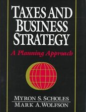 Taxes and Business Strategy: A Global Planning App