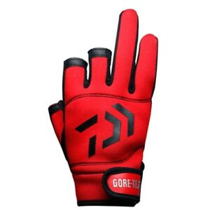 DAIWA Fishing Gloves Breathable 3 Fingers Cut Water-Proof Sport Hunting Gloves