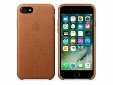 Apple iPhone 7 Leather Case Saddle Brown -