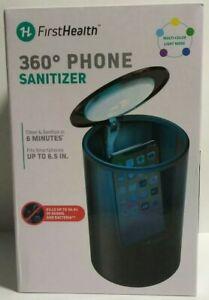 First Health 360 Degree phone Sanitizer