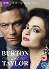BURTON AND TAYLOR - 2013 BBC DVD New Sealed Uk Seller FAST POST
