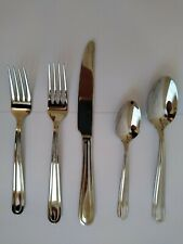 Towle Living Kayla 5 Piece Flatware Setting New 18/0 Stainless Steel