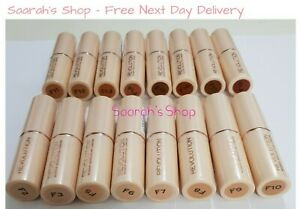Makeup Revolution Full Coverage Fast Base Foundation Stick 18 Shades SEALED Fast