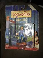 Disney Pocahontas Collectible Figure Toy NOC Vintage Mattel Pocahontas N4@