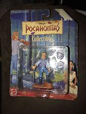 Disney Pocahontas Collectible Figure Toy NOC Vintage Mattel Pocahontas N4!