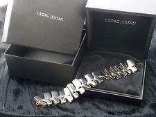 Sterling Silver  Bracelet by Georg Jensen 149B  Ibe Dahlquist design 1970 h/mark