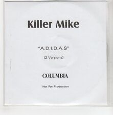 (GH888) Killer Mike, A.D.I.D.A.S - DJ CD