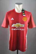 Manchester United Trikot Gr. XS Adidas 2016-17 Neu ManU Jersey
