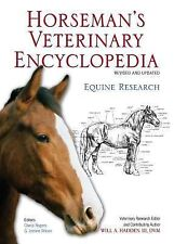 Horseman's Veterinary Encyclopedia by Will A., III Hadden, G. Jeanne Wilcox...