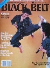 2/79 BLACK BELT MAGAZINE KARATE JUN CHONG HWARANG-DO KARATE KUNG FU MARTIAL ARTS