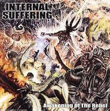 Awakening of the Rebel * by Internal Suffering (CD, Aug-2006, Unique Leader...