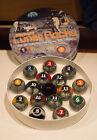 New In Box  Elephant Lunar Rocks™ Pool Ball Set 6 oz Galaxy Billiard Table Balls