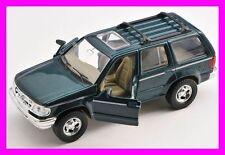 BLITZ VERSAND Ford Explorer grün / green Welly Modell Auto 1:34 ca.12cm NEU OVP