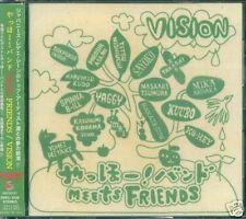 Ya-Hoo Band - meets friends VISION - Japan CD NEW Yahoo