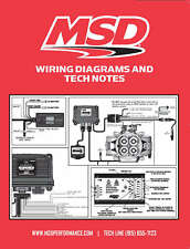 msd 9615 wiring diagrams and tech notes
