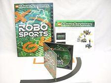 Documentation From 1998 LEGO MindStorms RoboSports 9730 Mind Storm Robo Sports