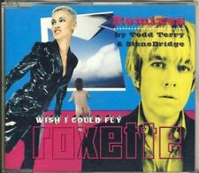 Roxette-wish I could fly Remixes 4 TRK CD MAXI 1999