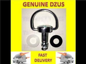 1 x Dzus Fasteners / Quarter Turn 17 mm D ring + anti scratch retaining washers