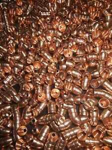 Copper Brass Coneheads - 50 per pack