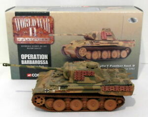 Corgi 1/50 Scale CC60201 - Pzkpfw V Panther Ausf.D Panzer Reg Kursk Russia1943
