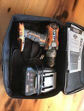 Ridgid R8611503 Gen5X 18V Li-Ion Cordless 1/2 Inch Hammer Drill/Driver Tool Only