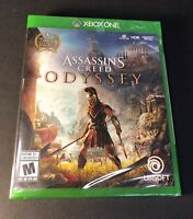 Assassin's Creed [ Odyssey ] (XBOX ONE) NEW