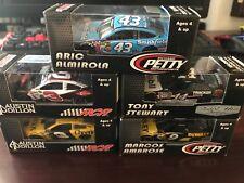 NASCAR Action 1/64 Lot - 5 Cars from 2014 - Dillon, Ambrose, Almirola, Stewart