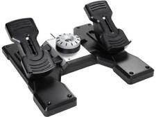 Logitech 945-000024 G Saitek PRO Flight Rudder Pedals