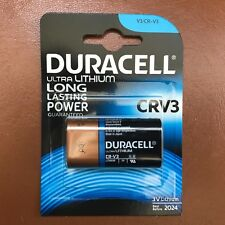 Duracell CRV3 3 V Batería de Litio Foto Ultra LB01 CR-V3 DLCR-V3 CRV3 LONGEST Exp