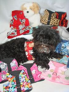 Harness,Small Pet Vest Style Size XXSMALL Adorable,see more sizes in e-bay store
