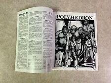 POLYHEDRON 1985 Issue 24 Volume 5 Number 3 RPGA Network TSR Newszine #T934