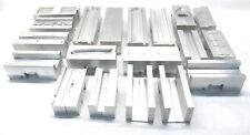 Assorted Used Aluminum Jaws For Chick One Lok Single Station Cnc Milling Vises