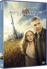 DVD *** A LA POURSUITE DE DEMAIN ***  avec George Clooney ( neuf emballé )
