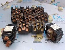 FURNAS 42CE35AF 600 VAC 160 A 15 HP CONTACTOR LOT OF 10
