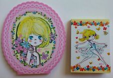 Ado Mizumori Kawaii Memo pad Lot Stationery Penpal Japan Rare