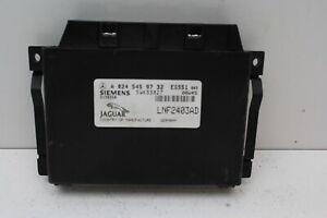 00-03 Jaguar XJR XJ8 LNF2403AD Computer Transmission Control Module TCM TCU