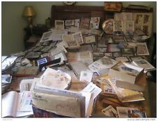 lotto di 10000 10.000 diecimila francobolli mondiali usati misti vari a peso