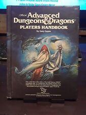 AD&D Players Handbook TSR 2010 Orange Spine Dungeons & Dragons 1980
