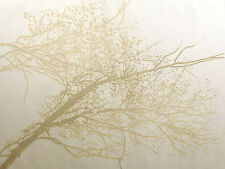 "Paula Crane ""Elysian Lace"" Hand Signed & Numbered Art Etching, tree, Make Offer!"
