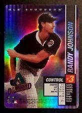 MLB Showdown 2002 Randy Johnson Diamondbacks FOIL