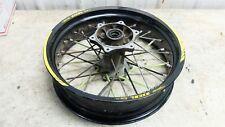 06 Suzuki DRZ400 DRZ 400 SM Super Moto Excel rear back wheel rim straight