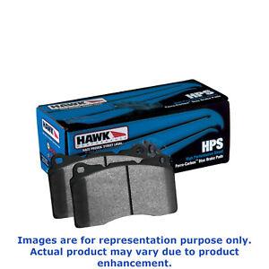 Hawk For 2009 - 2015 Mini Cooper HPS Front Brake Pads - HB640F.550