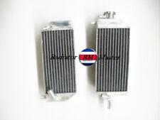 Aluminum radiator Suzuki RM125 RM 125 2001-2008 2002 2003 2004 2005 2006 2007