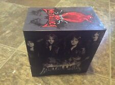METALLICA ONE OF A KIND 25 CD BOX SET COLLECTION SLAYER MEGADETH MOTÖRHEAD OZZY