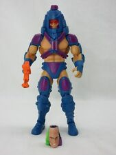 MOTUC,MOTU,MAN-E-FACES,Masters Of The Universe Classics,100% Complete,He man