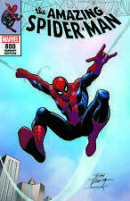 Lot of 5 Amazing Spider-Man #800 (Marvel, 2018) Romita Sr. Scorpion Variant!