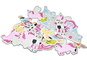 Foam Stickers for decorating eye patches : Fairytale